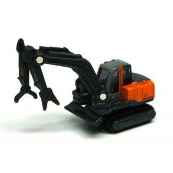 Harga Tomica No.65 Hitachi double ARM Working Machine Astaco (Black)