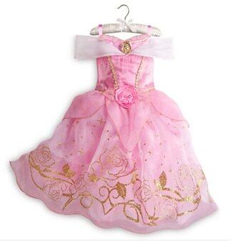 Harga Princess Dress Children Clothing Girl's Dress Pink - intl