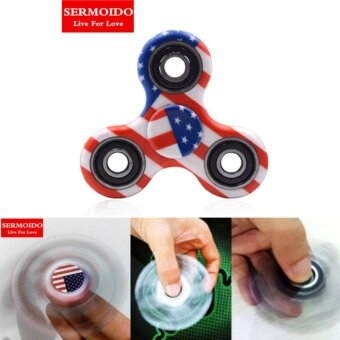 Harga Fidget Spinner Hand Spinner Finger Toy Great Gift for ADD, ADHD, Anxiety, and Autism Adult Children