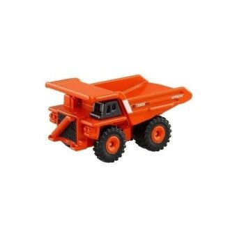 Harga Tomica No.102 รถเหล็ก Hitachi Rigid Dump Truck EH3500AC II (Orange)