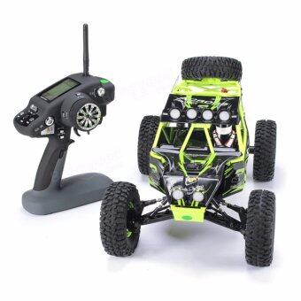Harga รถบังคับ 4WD. WLtoys 12428 1:12 Scale 2.4G 4WD RC Off-road Car