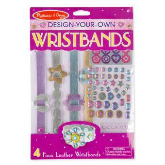 Harga Melissa & Doug Design Your Own Wristbands Kit
