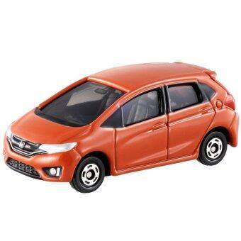 Harga Tomica No.66 Honda Fit (Orange)