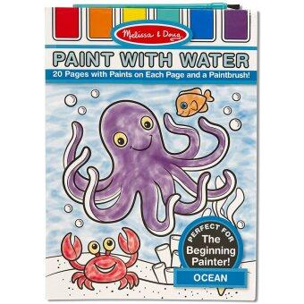 Harga Melissa and Doug Paint With Water - Ocean