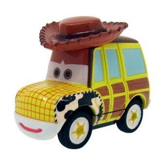 Harga Tomica Disney Pixar Cars C-31 Woody (Yellow)