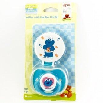 Harga Litty Baby Pacifier with Pacifier Holder จุกนมหลอก (Blue)