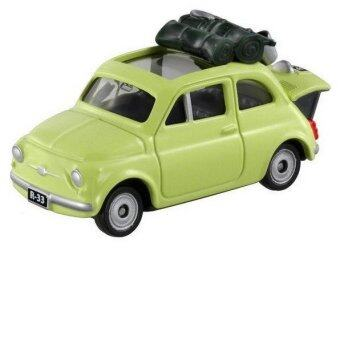Harga Tomica No.146 Dream Tomica Fiat 500 Lupin The Third (Green)