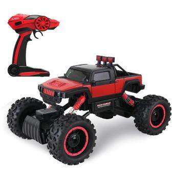 Harga Astro รถไต่หิน 4WD Rock Crawler 2.4ghz Scale 1:14 ( RED)