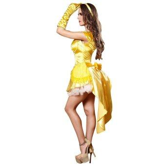 Harga Halloween Costume Queen Dress Princess Dress For Women Int:M