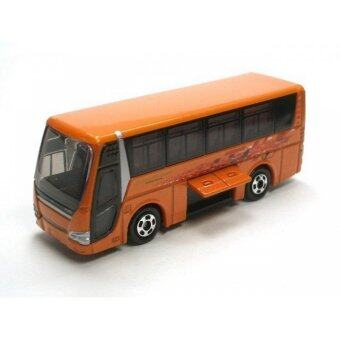 Harga Tomica No.1 Mitsubishi Fuso Aero Queen (Orange)