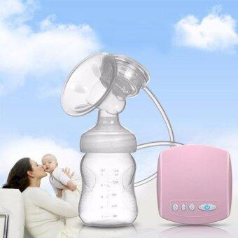 Harga Electric USB Breast Pump Natural Breast Suction Enlarger Kit Feeding Bottle Freestyle - intl