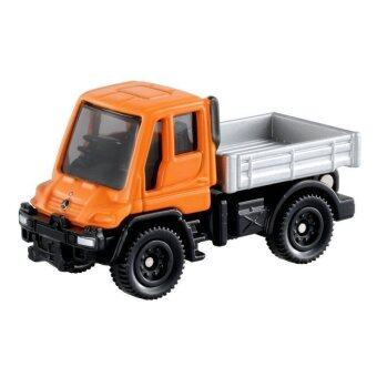 Harga Tomica No.22 Mercedes-Benz Unimog (Orange)