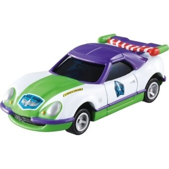 Harga Tomica Disney Motors DM-03 New Sport Car Buzz Lightyear (Green)