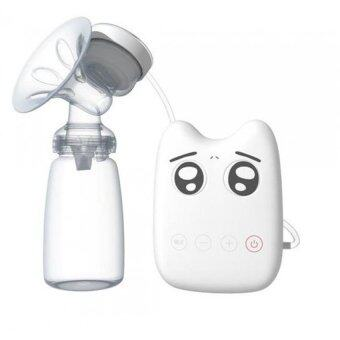Harga Cute Pattern Single Electric Breast Pump - intl