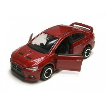 Harga Tomica รถเหล็ก No.67 Mitsubishi Lancer Evolution X (Red)
