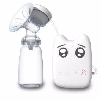 Harga Real Bubee Electric Breast Pump Suction Electric Breast Pump Automatic Milking Device - intl