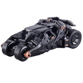 Harga Tomica Series Batman Batmobile 4th (Black)