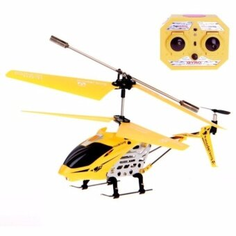Harga Astro Model king Helicopter 3.5 CH Built-in Gyro รุ่น 33008 - สีเหลือง