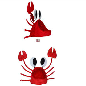 Harga Novelty Lobster Crab Sea Animal Hat
