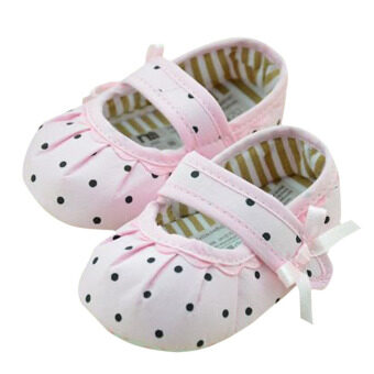 Harga Girls Soft Bottom Shoes Toddler Shoes Pink