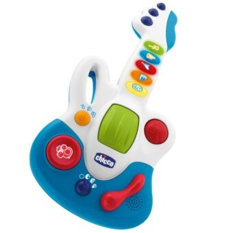 Harga chicco Baby Star guitar