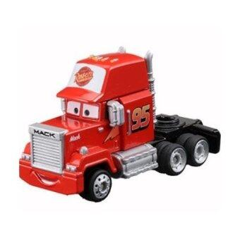 Harga Tomica Disney Pixar Cars C-40 Mack (Red)