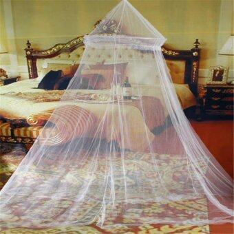 Harga Home luxury ceiling to increase the princess dome open bed mosquito net 2.4 * 9 * 0.6m - intl