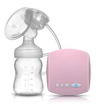 Harga 150ML Breast Pump Natural Breast Suction Enlarger Kit FeedingBottle Freestyle - intl