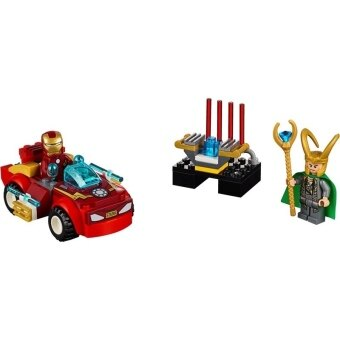 Harga LEGO Juniors 10721 Iron Man vs Loki
