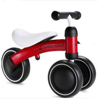 Harga Baby Walker Infant 1-3years Scooter No Foot Pedal Driving Bike Gift for Infant three wheel - intl