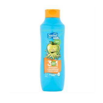 Harga ครีมอาบน้ำ Suave Kids Apple 3 in 1 Shampoo Conditioner and Body Wash