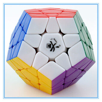 Harga DaYan Megaminx Dodecahedron Magic Cube Speed Puzzles toy learning & education cubo magico personalizado Game cube toys