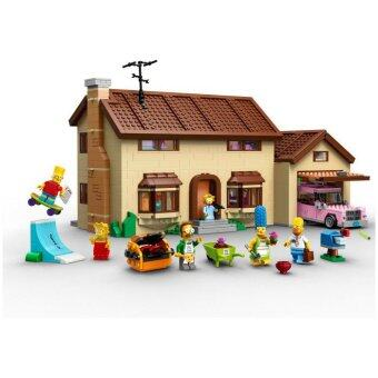 Harga Lego The Simpsons 71006 The Simpsons House