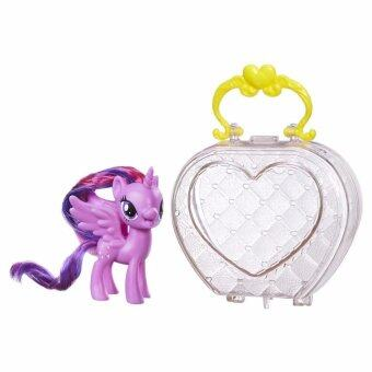 Harga Little Pony - Little Pony Model - Little Pony Dolls - Little Pony Figures - MLP On The Go Purse (Twilight Sparkle) (TRU-701133)