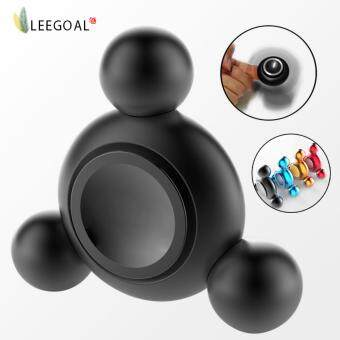 Harga leegoal Hand Spinner Toys ,Fidget Spinner Perfect For ADD, ADHD, Anxiety, And Stress Relief(Black) - intl