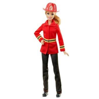 Harga Barbie Career Firefighter Doll