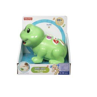 Harga Fisher Price ของเล่นเสริมทักษะ FISHER PRICE L&L COUNT WITH ME FROGGY