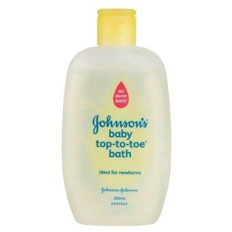 Johnson's Baby Top-to-Toe Wash 200ml (1ขวด)
