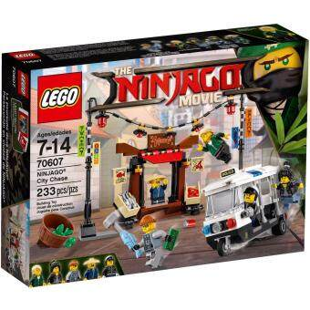 Harga LEGO The LEGO Ninjago Movie 70607 Ninjago City Chase