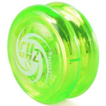 Harga Magic D1 YOYO Ball Looping (2A)โยโย่+ Strings (สีเขียว)