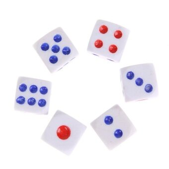 Harga Super Ability Dice Magic Dice Magic Props (White) - intl