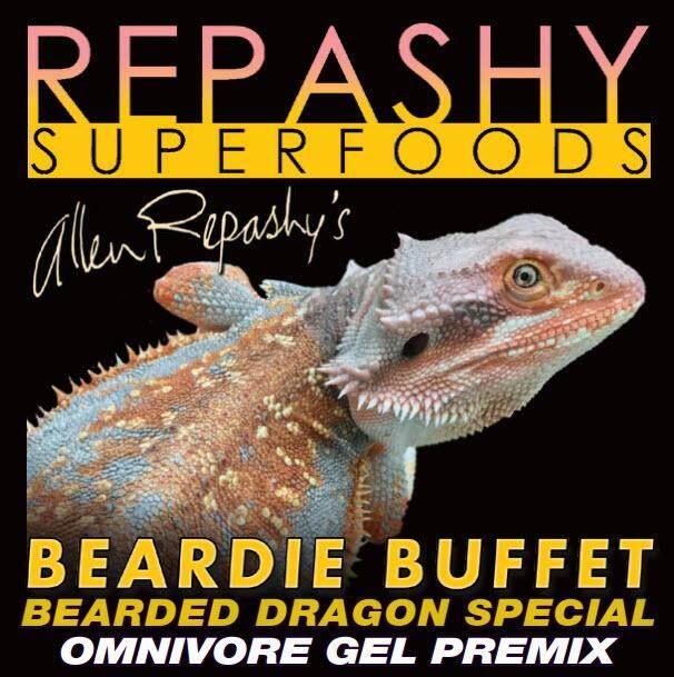 Repashy Beardie Buffet  อาหารสำหรับเบี๊ยดดราก้อน  340g.