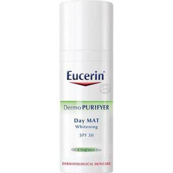 Eucerin Dermo Purifyer Day Mat Whitening 50ml.