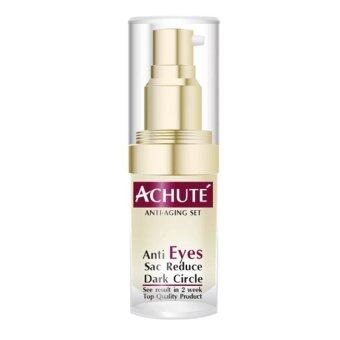 Harga Achute Anti Puffy Eyes and Reduce Dark Circles (เซรั่มตาใสสูตร 2)