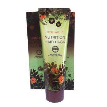 Harga Hylife HYBEAUTY NUTRITION HAIR PACK (120 ml.) 2 หลอด