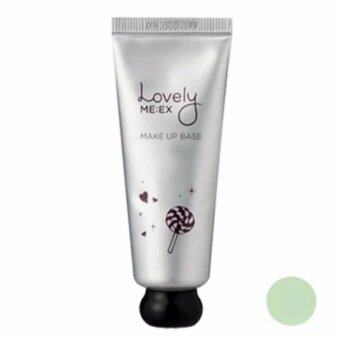 Harga The Face Shop Lovely ME:EX Make Up Base (สีเขียว)