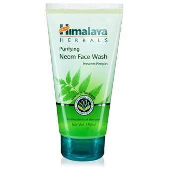 Harga Himalaya Neem Face Wash 150ml