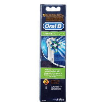 Harga Braun Oral-B EB50-2 Oral-B CrossAction Toothbrush Replacement Brush Heads 1PACK