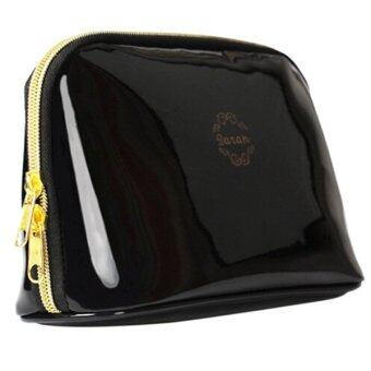 Harga Yingwei Lady Cosmetic Makeup Bag Black
