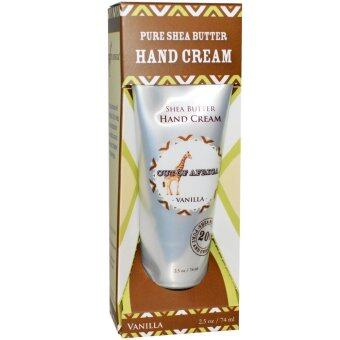 Harga Out of Africa, Pure Shea Butter, Hand Cream, Vanilla 1 oz
